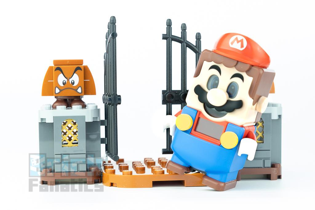 LEGO Super Mario 71377 King Boo And The Haunted Yard 36