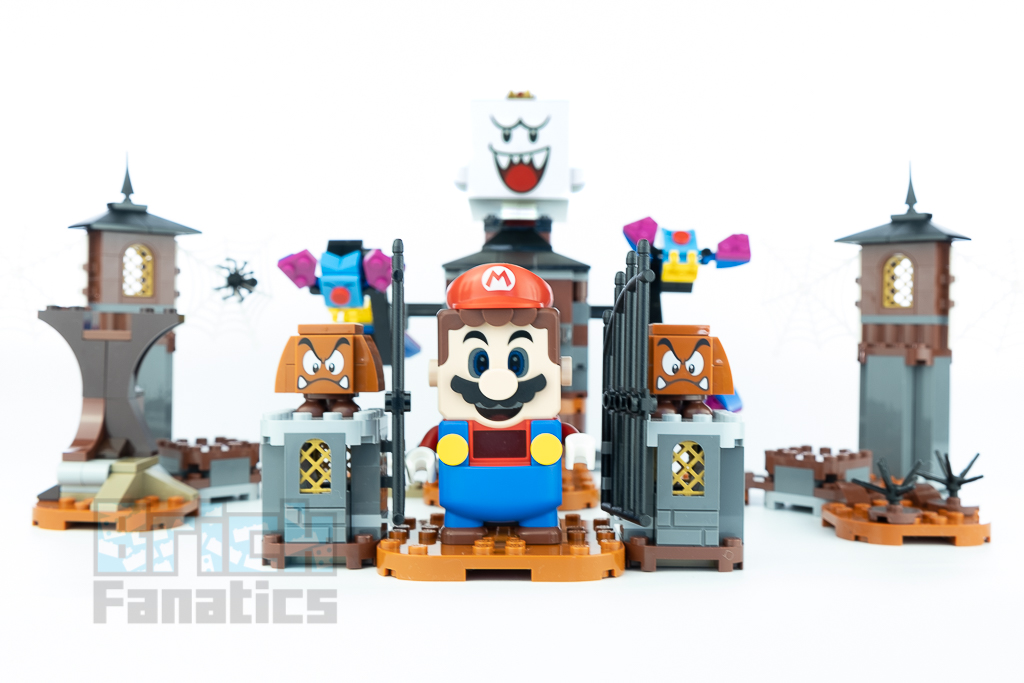 LEGO Super Mario 71377 King Boo And The Haunted Yard 4
