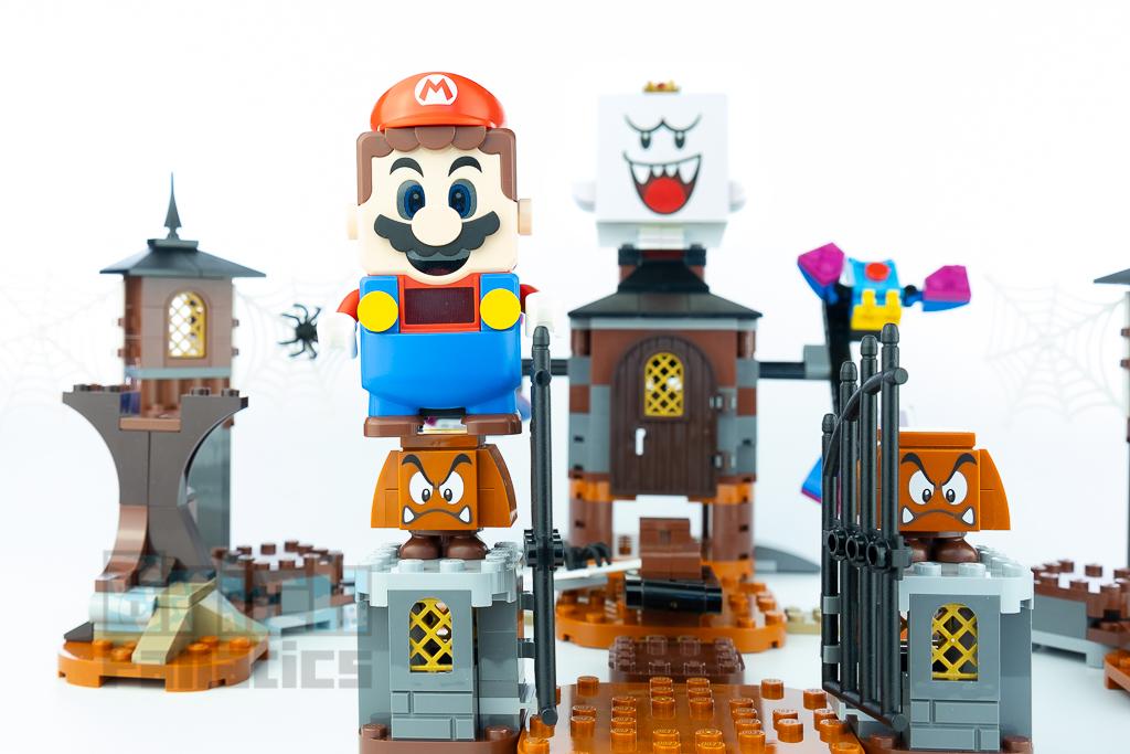 LEGO Super Mario 71377 King Boo And The Haunted Yard 5