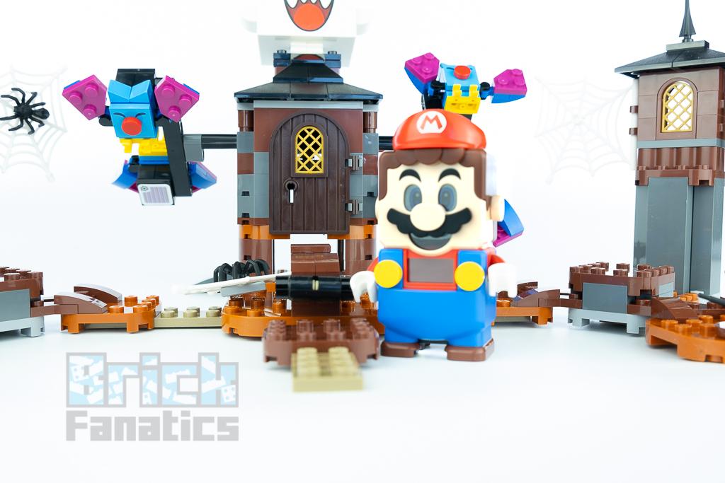 LEGO Super Mario 71377 King Boo And The Haunted Yard 6
