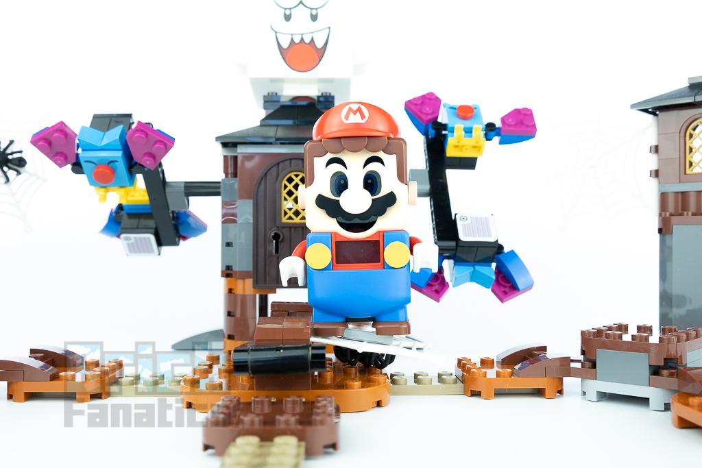 LEGO Super Mario 71377 King Boo And The Haunted Yard 7