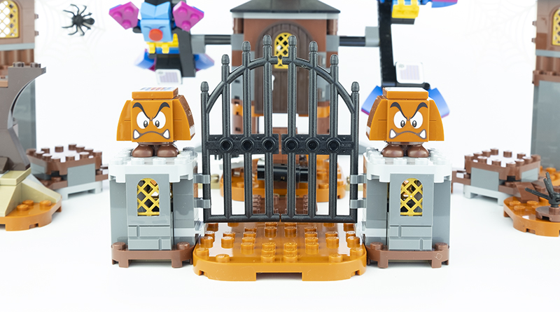 LEGO Super Mario 71377 King Boo And The Haunted Yard Featured
