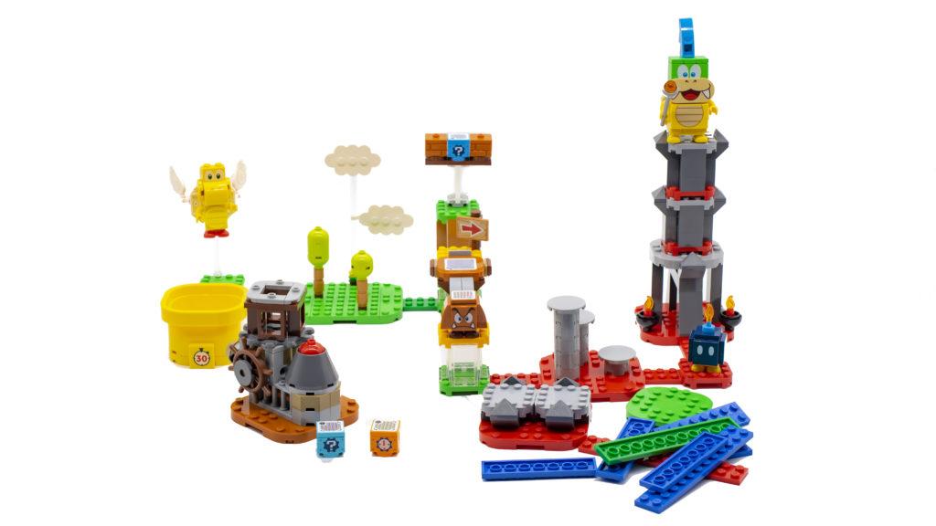 LEGO Super Mario 71380 Master Your Adventure Maker Set 12