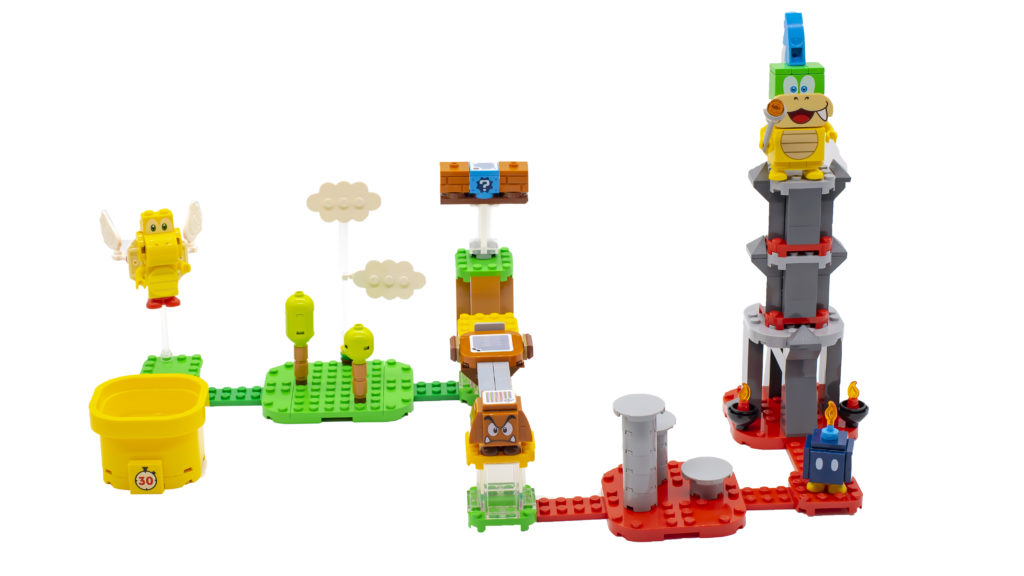 LEGO Super Mario 71380 Master Your Adventure Maker Set 13