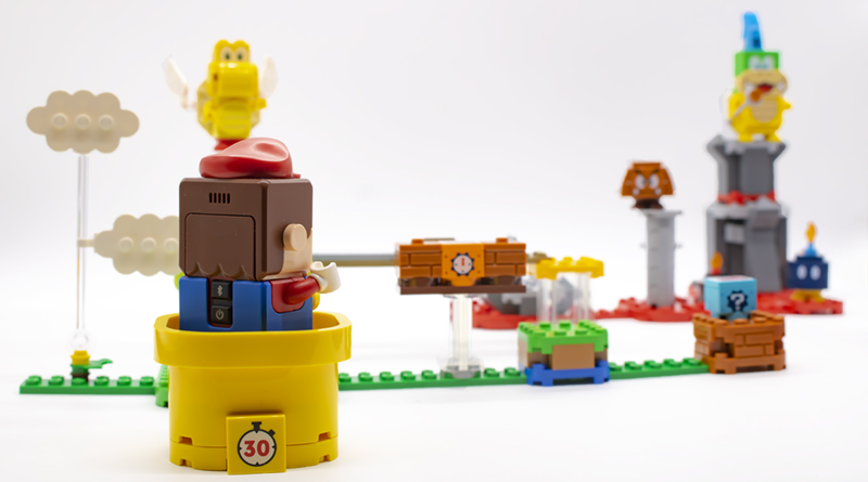LEGO Super Mario 71380 Master Your Adventure Maker Set FEATURE RESIZED