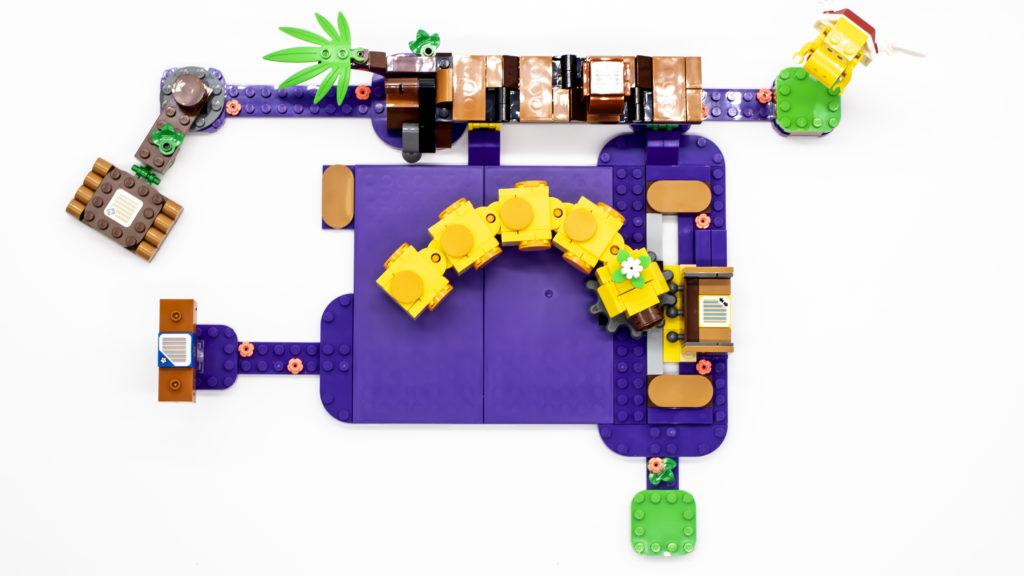 LEGO Super Mario 71383 Wigglers Poison Swamp 13