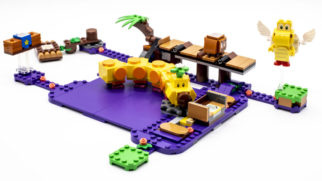 LEGO Super Mario 71383 Wigglers Poison Swamp 16
