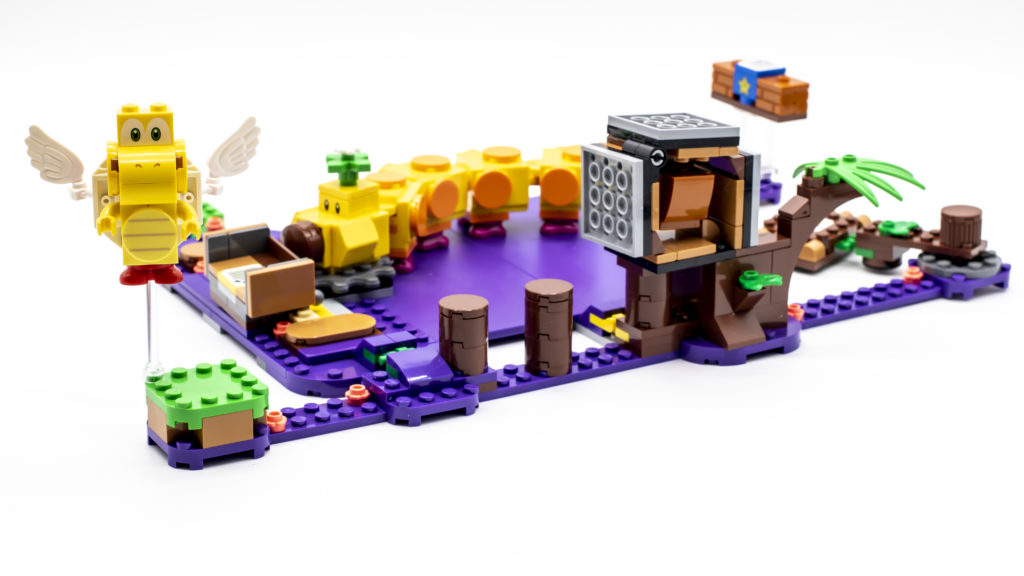 LEGO Super Mario 71383 Wigglers Poison Swamp 2