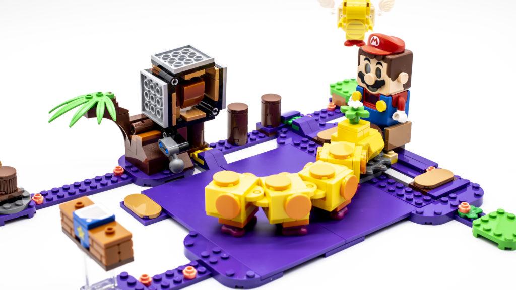 LEGO Super Mario 71383 Wigglers Poison Swamp 20