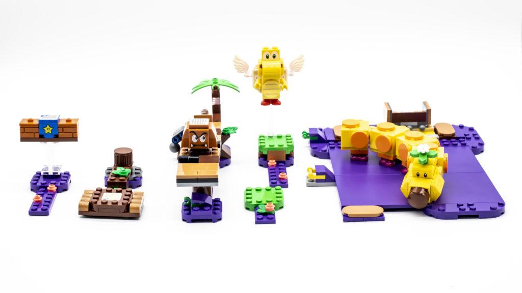 LEGO Super Mario 71383 Wigglers Poison Swamp 24