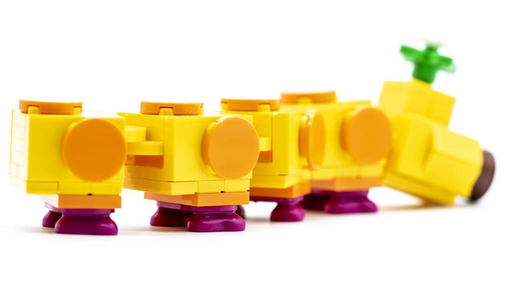 LEGO Super Mario 71383 Wigglers Poison Swamp 26