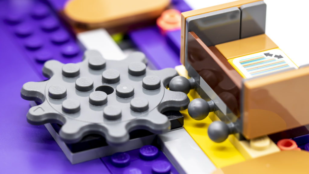 LEGO Super Mario 71383 Wigglers Poison Swamp 28
