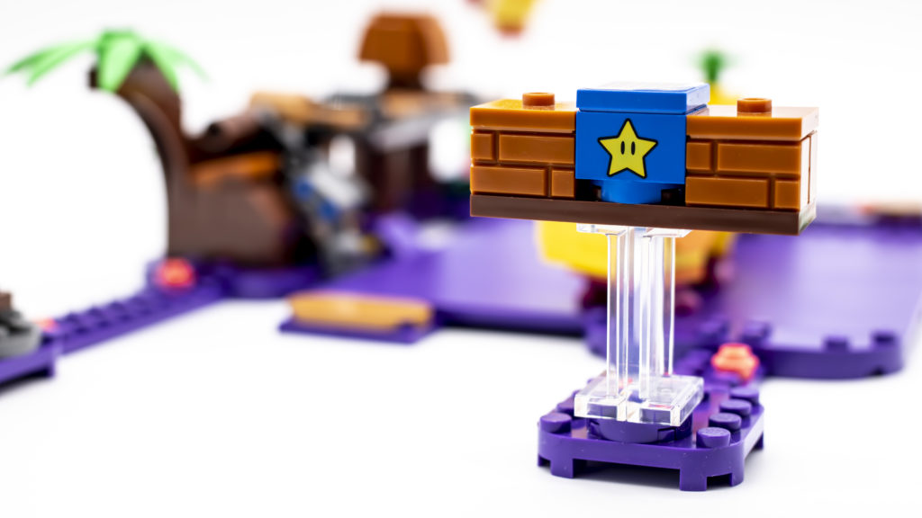 LEGO Super Mario 71383 Wigglers Poison Swamp 3