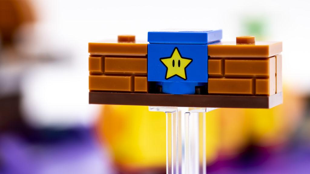 LEGO Super Mario 71383 Wigglers Poison Swamp 31