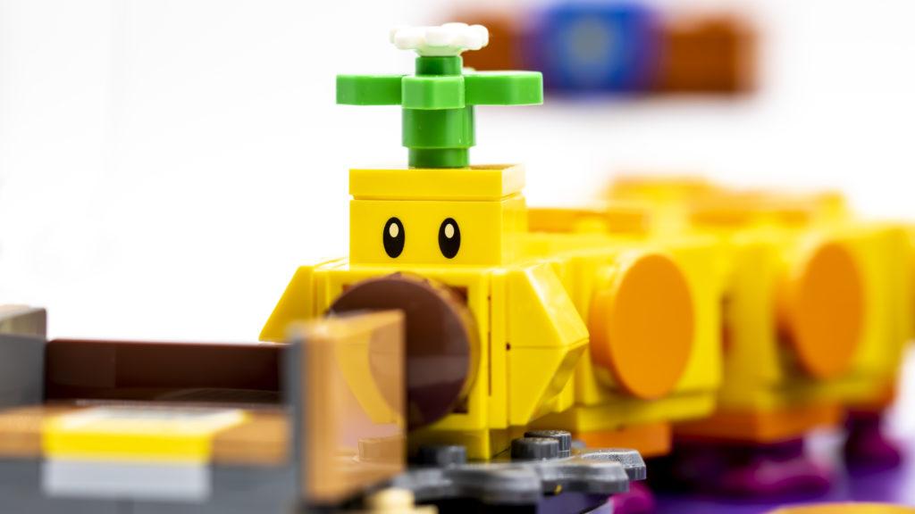 LEGO Super Mario 71383 Wigglers Poison Swamp 34
