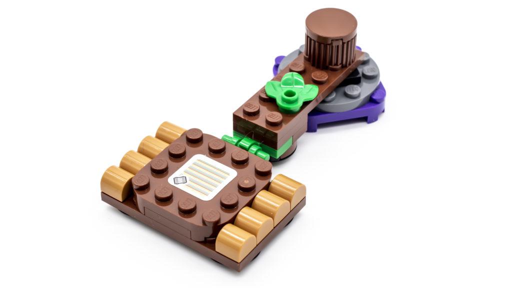 LEGO Super Mario 71383 Wigglers Poison Swamp 36