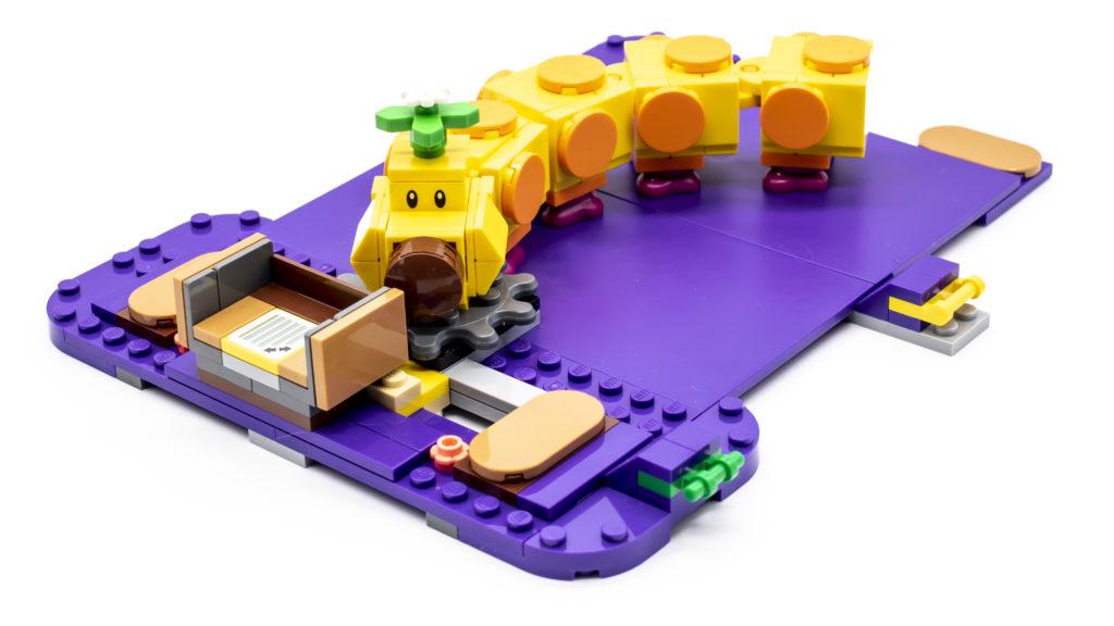 LEGO Super Mario 71383 Wigglers Poison Swamp 37