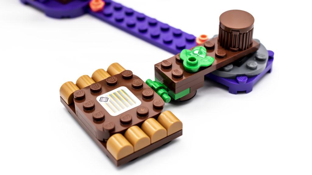 LEGO Super Mario 71383 Wigglers Poison Swamp 4