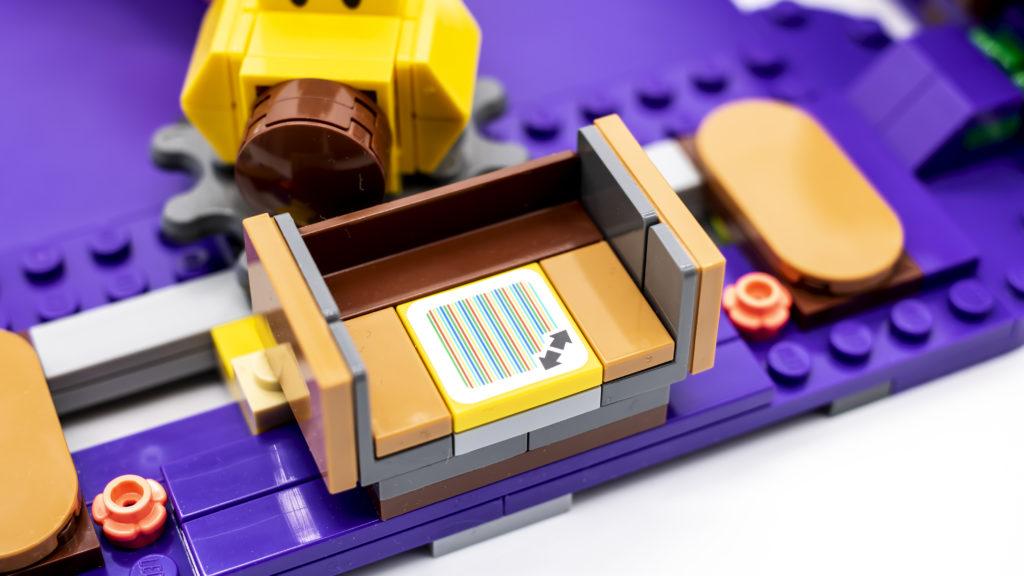 LEGO Super Mario 71383 Wigglers Poison Swamp 9