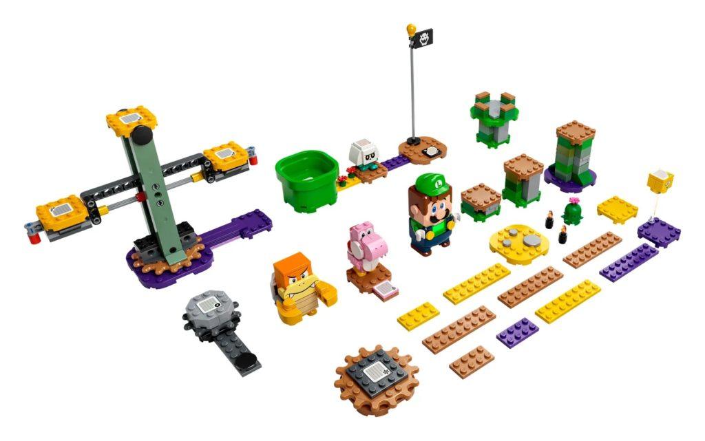 LEGO Super Mario 71387 Adventures With Luigi Starter Course 1