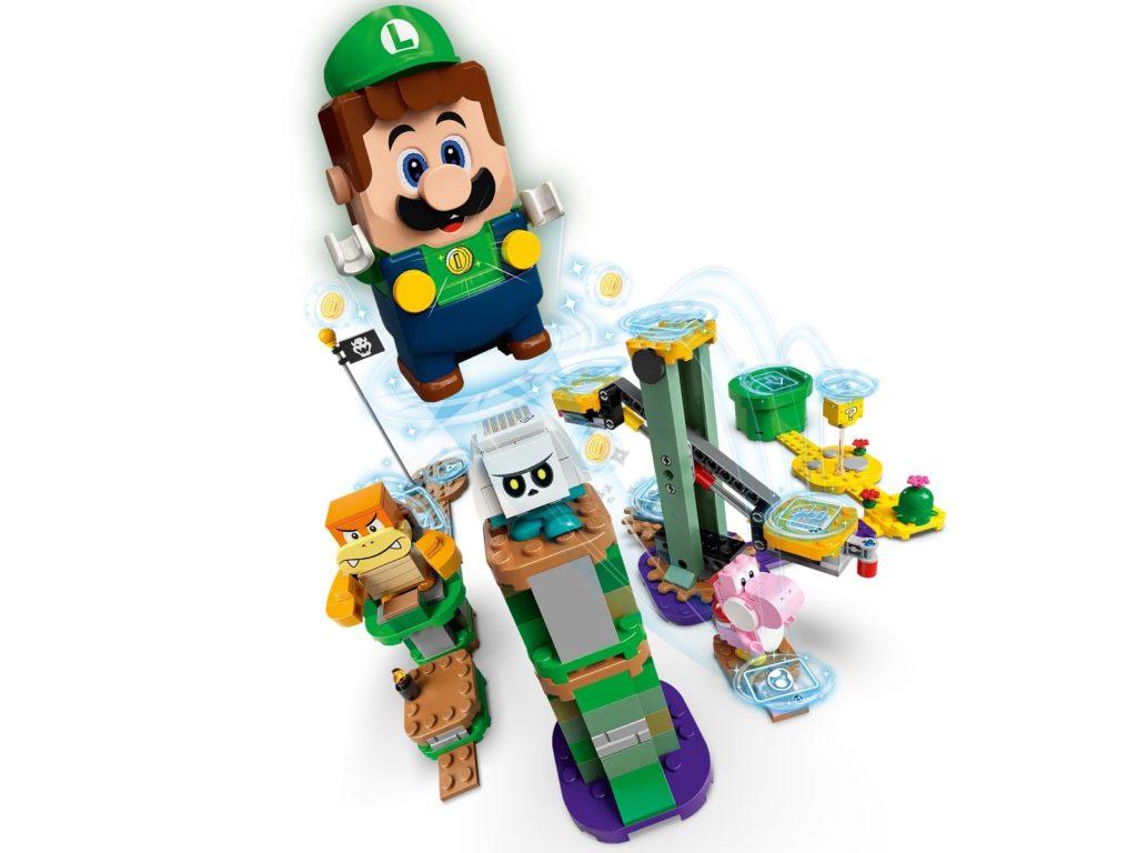 LEGO Super Mario 71387 Adventures With Luigi Starter Course 3