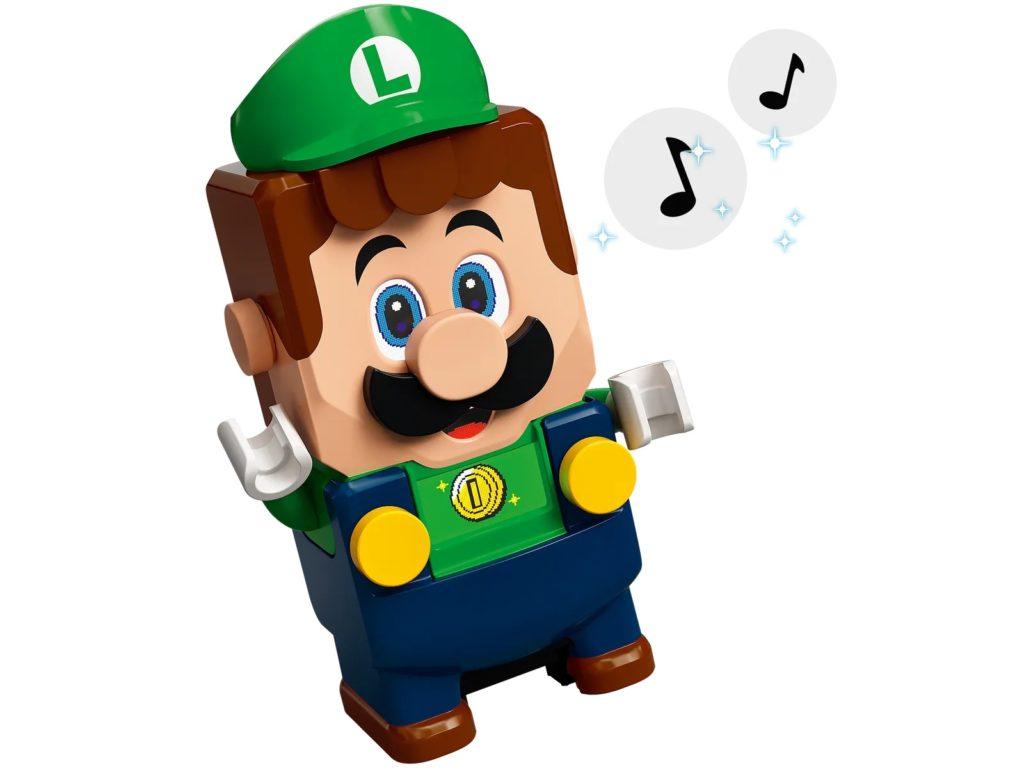 LEGO Super Mario 71387 Adventures With Luigi Starter Course 4