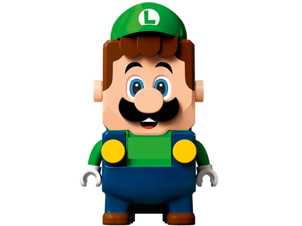 LEGO Super Mario 71387 Adventures With Luigi Starter Course 5