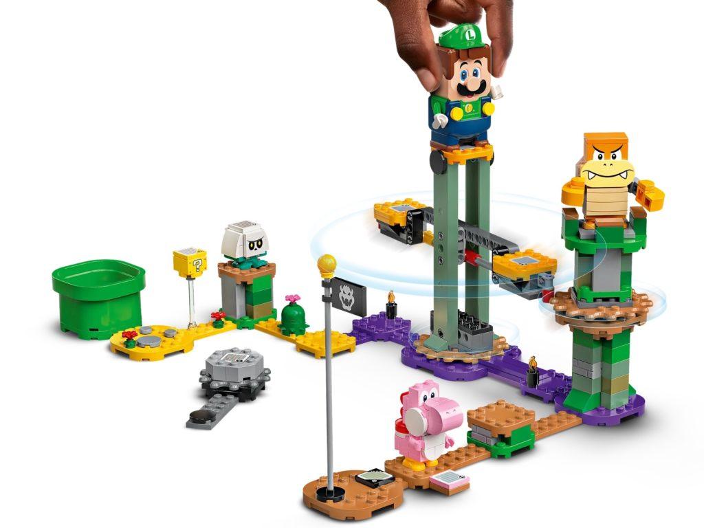LEGO Super Mario 71387 Adventures With Luigi Starter Course 6