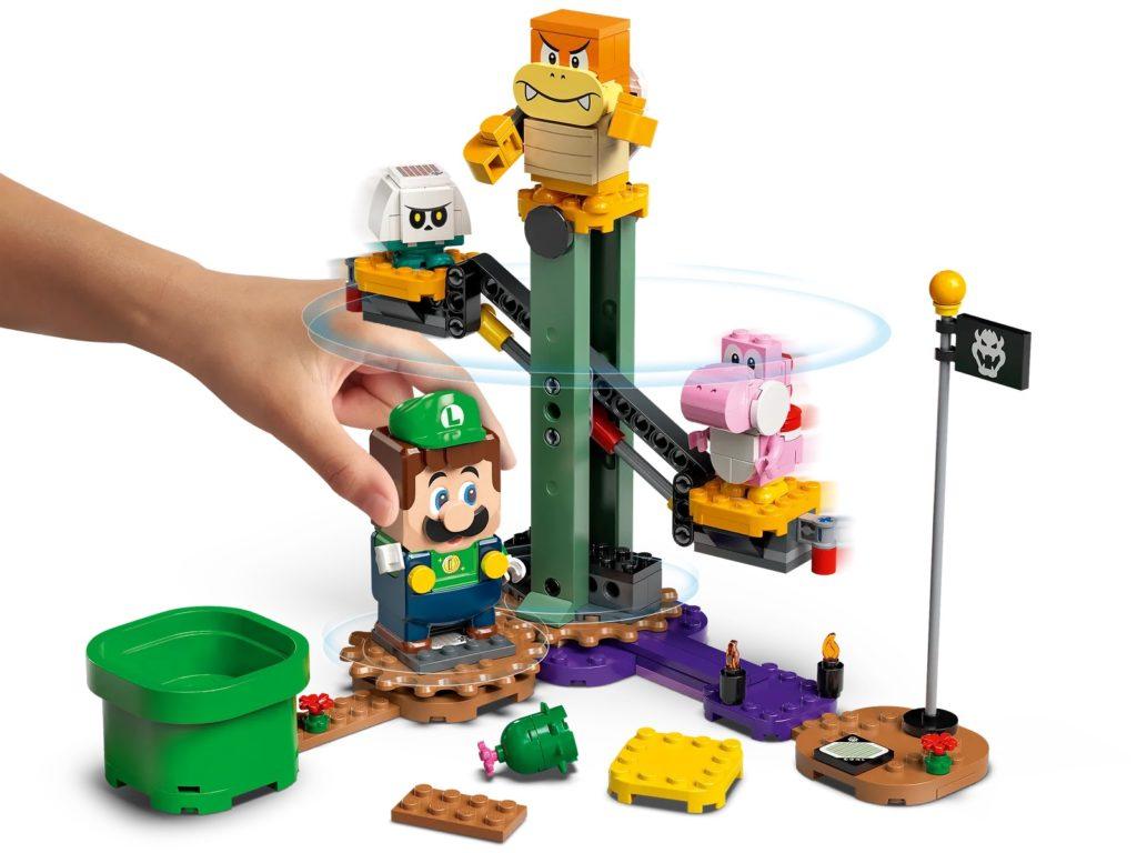LEGO Super Mario 71387 Adventures With Luigi Starter Course 7