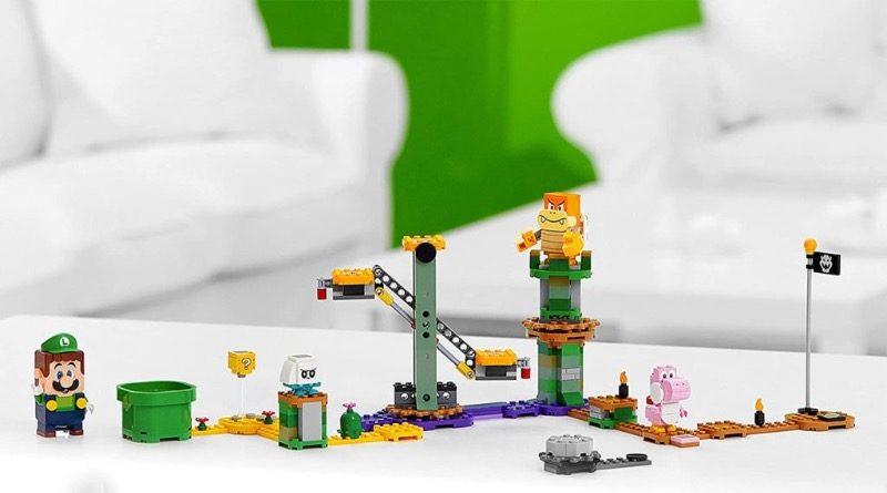 LEGO Super Mario 71387 Adventures With Luigi Starter Course Featured 1 800x445