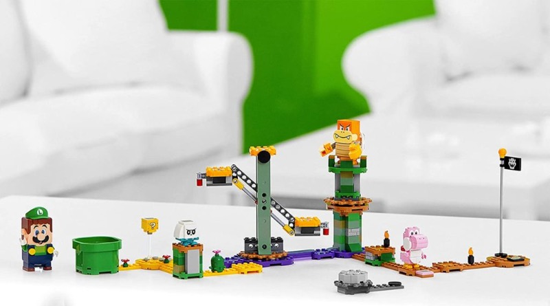 LEGO Super Mario 71387 Adventures With Luigi Starter Course Featured 1