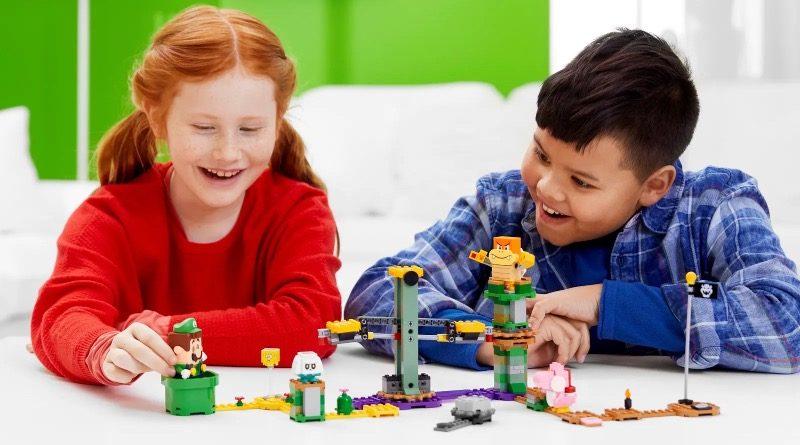 LEGO Super Mario 71387 Adventures with Luigi Starter Course featured 4