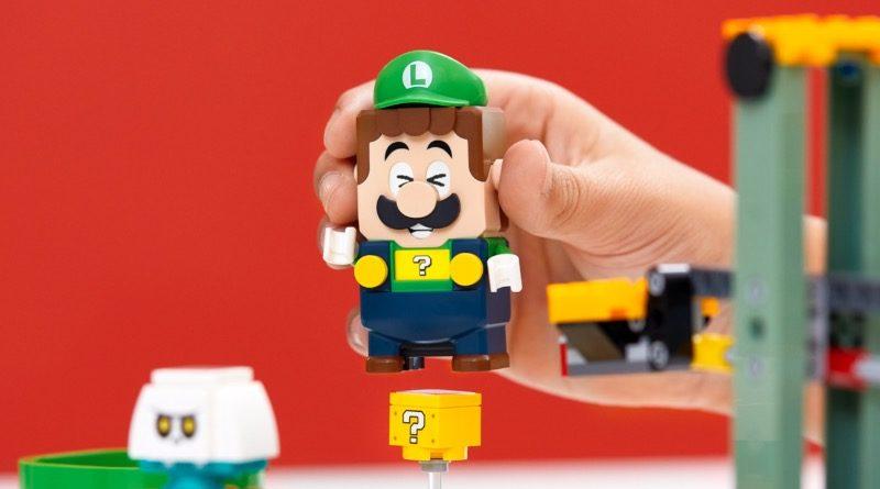 LEGO Super Mario 71387 Adventures with Luigi Starter Course featured 5