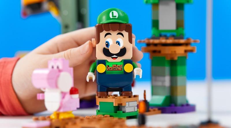 LEGO Super Mario 71387 Adventures With Luigi Starter Course Featured 6