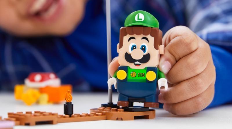 LEGO Super Mario 71387 Adventures With Luigi Starter Course Featured 7