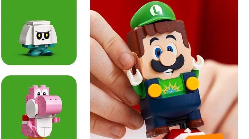 LEGO Super Mario 71387 Adventures with Luigi Starter Course featured