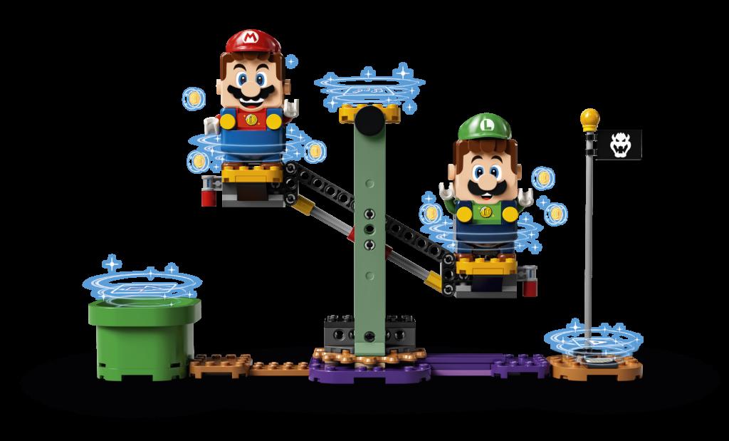 LEGO Super Mario 71387 Adventures with Luigi team up