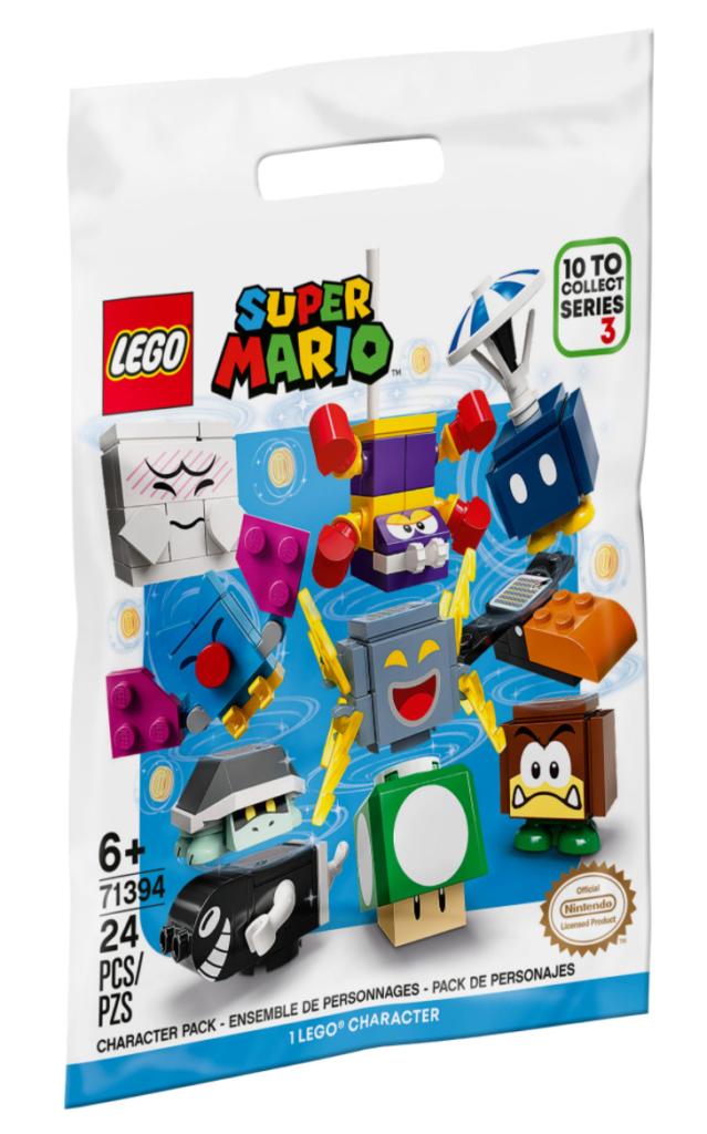 LEGO Super Mario 71394 Character Packs – Series 3 bag