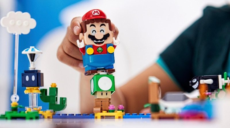 LEGO Super Mario 71394 Character Packs – Series 3 featured