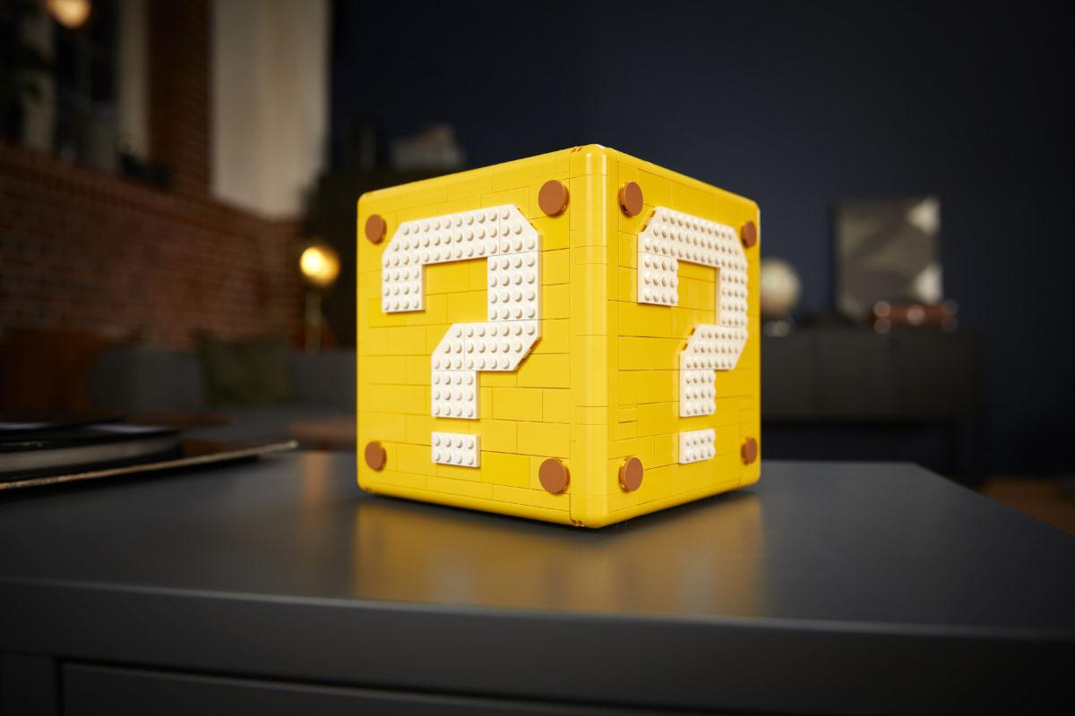 LEGO Super Mario 71395 Super Mario 64 Block 12