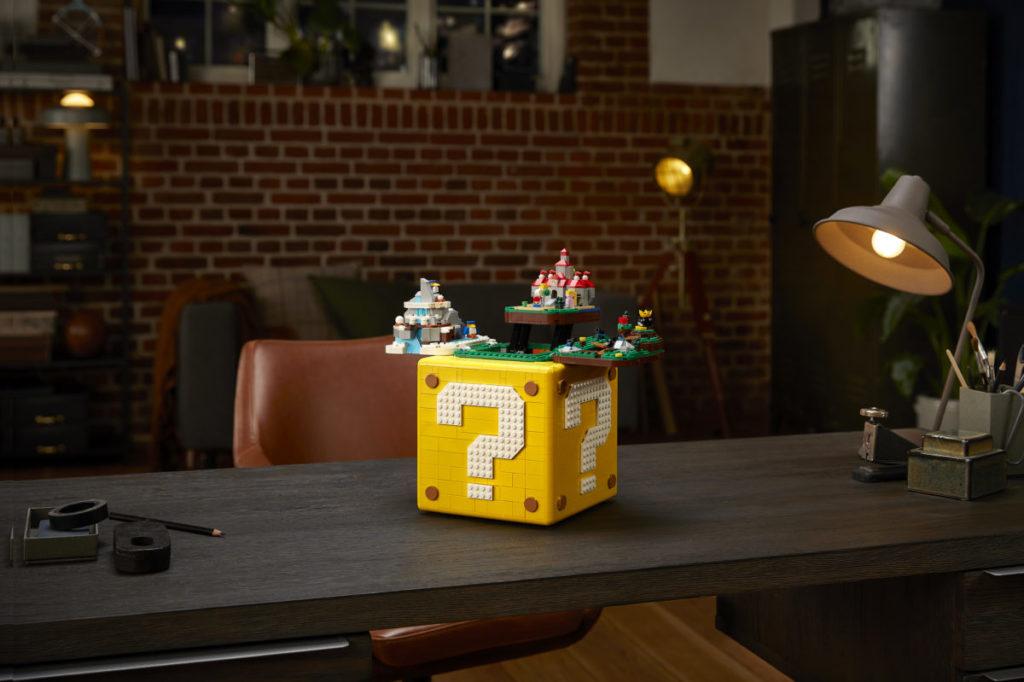LEGO Super Mario 71395 Super Mario 64 Block 4