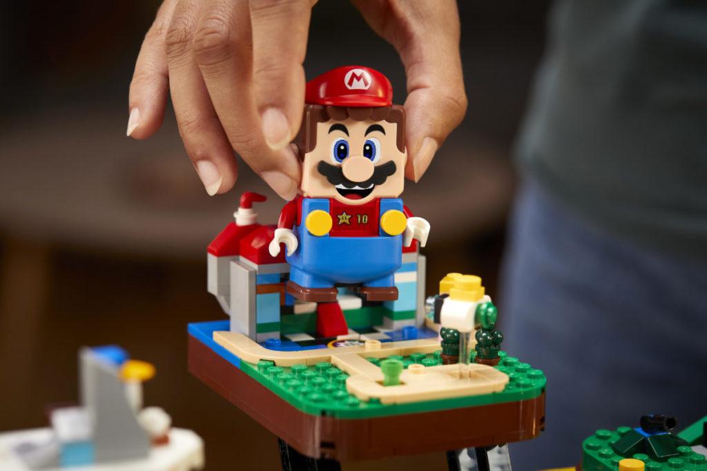 LEGO Super Mario 71395 Super Mario 64 ბლოკი 9