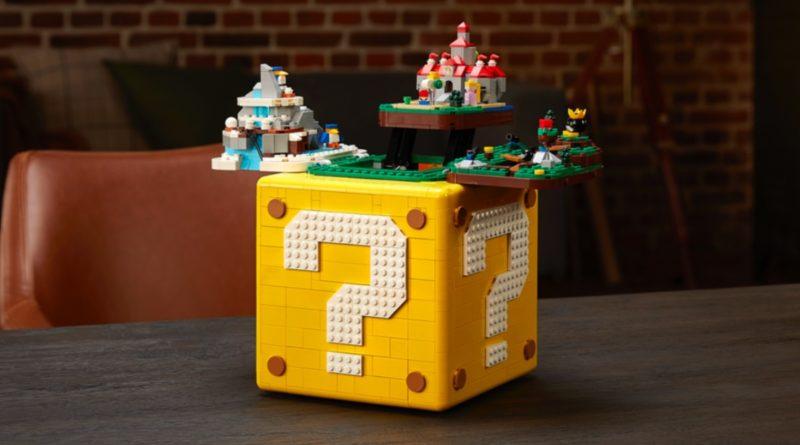 LEGO Super Mario 71395 Super Mario 64 Block featured 1