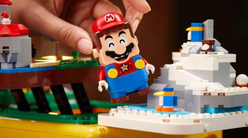 LEGO Super Mario 71395 Super Mario 64 Block featured 3