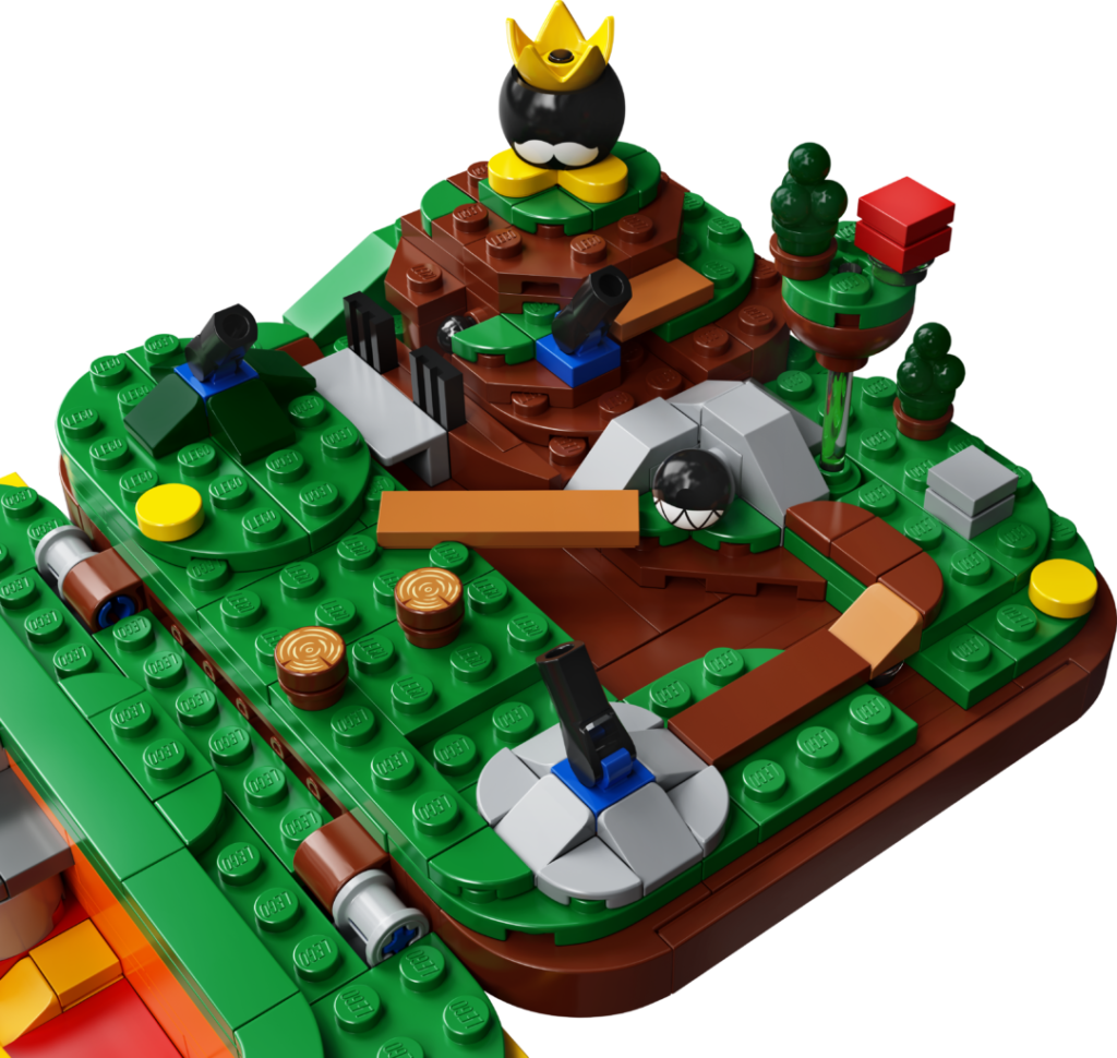 LEGO Super Mario 71395 Super Mario 64 კითხვის ნიშანი ბლოკი 3