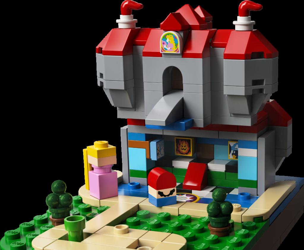 LEGO Super Mario 71395 Super Mario 64 კითხვის ნიშანი ბლოკი 4