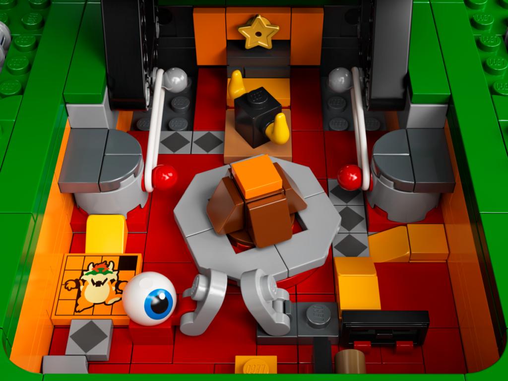 LEGO Super Mario 71395 Super Mario 64 კითხვის ნიშანი ბლოკი 6