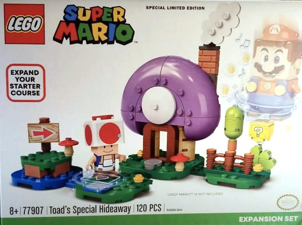 LEGO Super Mario 77907 Toads Special Hideaway
