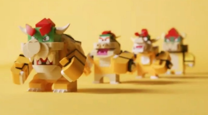 LEGO Super Mario Bowser Prototype Featured
