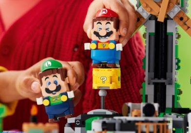 Three new LEGO Super Mario bundles available now with bonus VIP points